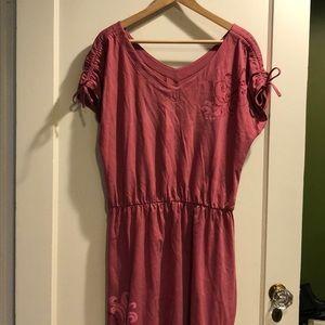 Crazy Shirts Swim - Crazy Shirts brand beach dress cover up, size XL